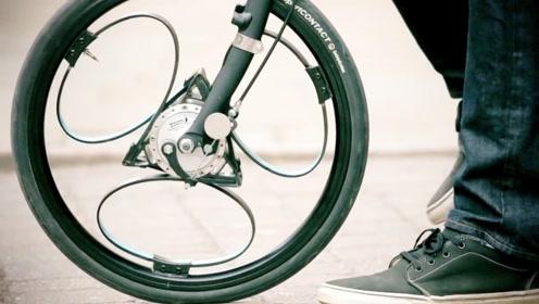 臀部总算是舒服了!装上这款减震轮胎,28大扛也能告别颠簸!