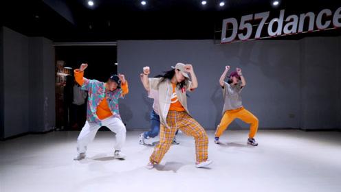 D57舞蹈工作室,TING编舞《HOT BOY》舞蹈视频