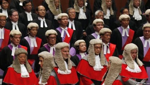 """向美国哭诉""""法治不再""""?这些香港大律师应该好好提高宪制素养"""