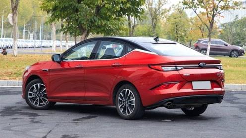全新嘉悦A5上市,起售价7.58万,已成家用轿车的新风向标