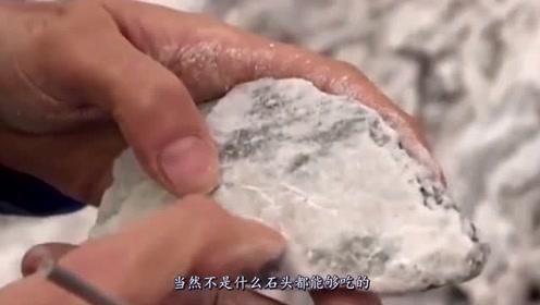 唯一可以吃的石头,味道很美味,你肯定吃过!