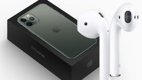 明年iPhone或与Airpods捆绑销售?网友:买耳机送手机吗