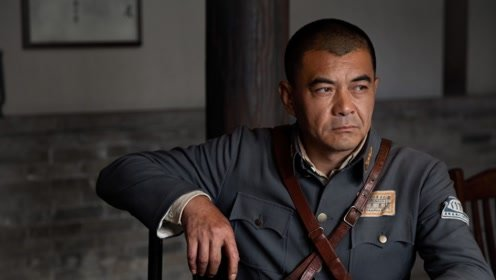 《河山》速看版第47集:卫大河加入中国共产党 卫大河坚持留在根据地