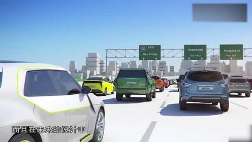 """这黑科技让汽车拥有""""透视眼"""",能看穿前车,路况一目了然"""