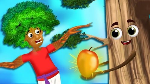 男孩发现魔法树,贪心砍树造别墅,怎料却中了大树的圈套!