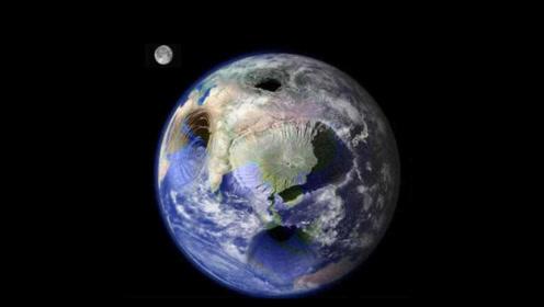 人类被地图骗了几百年,这才是地球真正的样子
