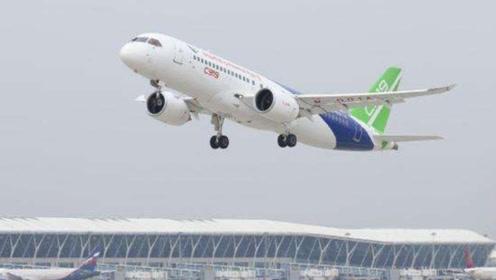 中国大飞机成黑马?英航空巨头送上发动机,正式挑战波音空客?