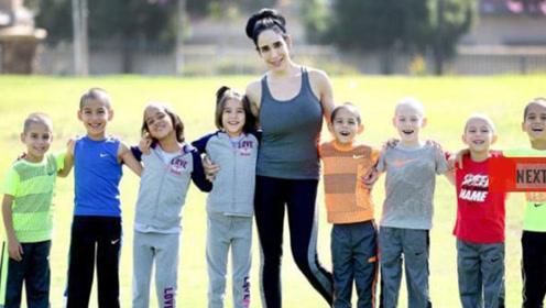 试管婴儿一次最多能怀多少孩子?这个女人打破了世界纪录