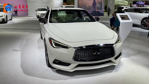 有它就够了,2020年英菲尼迪Q60搭载3.0T发动机 预计年内将亮相