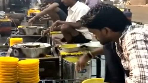 外国工厂的方便面制作,这种做法注入灵魂,白给都不敢吃!