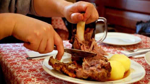 经常吃肉和不吃肉的人,身体有啥区别?答案让人无法接受