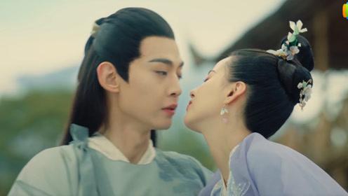 惹不起的殿下大人:林铮铮吵架提和离,涂思熠吃醋亲吻:我不准