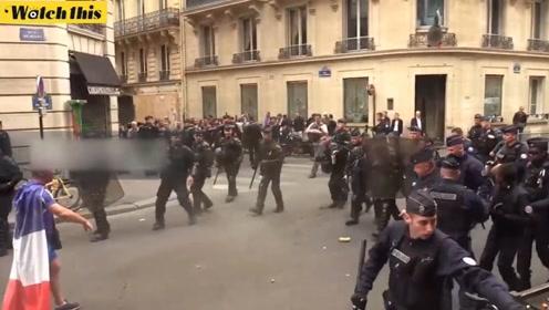法国人民爱罢工 盘点2019年法国几场重大的罢工抗议活动