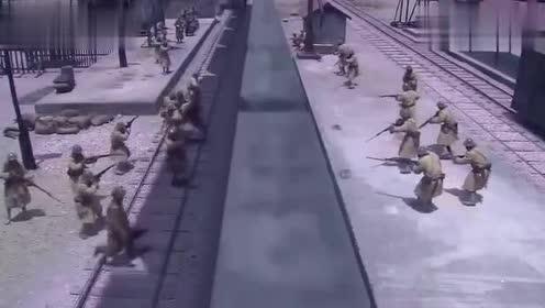 二炮手 小鬼子以为没人救人质 不料贼九孤身一人前来 太帅了 !