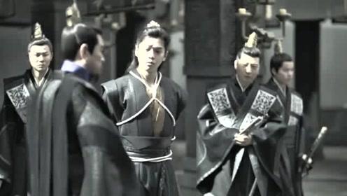 《庆余年》王启年戏好足,看到圣旨一个角,立马下跪,哈哈!