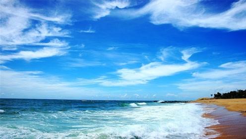 海南最小众的海滩之一,比三亚的海美多了,至今还未过度开发