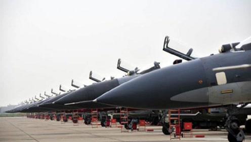 全球前三空军对比,俄军坐拥3800架战机,美军13000架,我国多少?