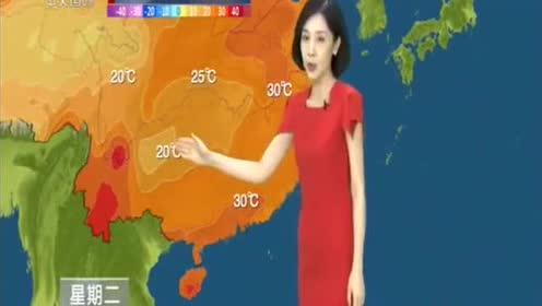 """高温提前!21-23号华北气温""""飙升"""",最高温或超35度!"""