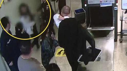 """异地恋吵架打""""飞的""""和解,小伙为见女友强闯机场被拘留"""