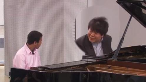 郎朗魔性钢琴教学现场,原来学钢琴这么简单,一直得得得就完事