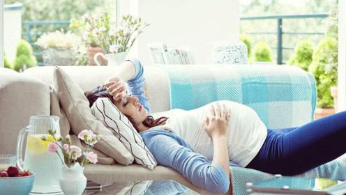 """孕期这个部位消失说明孕妈要""""卸货""""了!可别傻等预产期"""