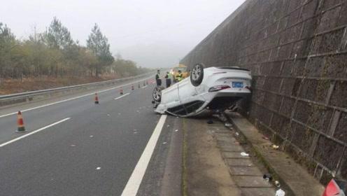为什么说在高速上这些地方不能超车,新手司机来了解一下!