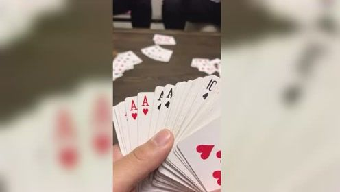 我太难了,这个牌该怎么输?