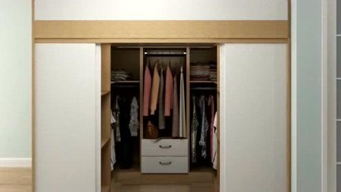 才发现睡在衣柜上面也挺好的,尤其像我们这种单身人士。大家觉得呢?