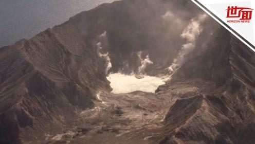新西兰火山喷发岛上47人国籍确认 警方:岛上已无生命迹象