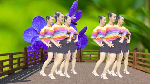 经典DJ广场舞《多情的雨夜更想你》,美女舞姿靓丽多姿,美不胜收