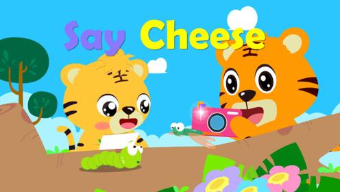 贝乐虎英文儿歌 31 Say Cheese