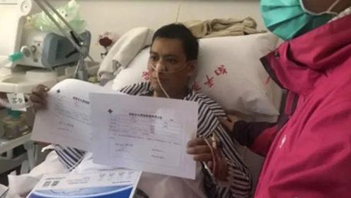 致敬!年仅41岁医生患癌去世 临终捐献眼角膜、遗体