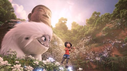 三分钟解读《雪人奇缘》这部被忽视的中美合拍动画太惊喜
