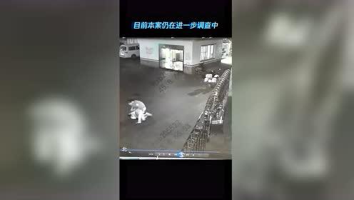 男子凌晨到派出所偷车 还未出门就被抓