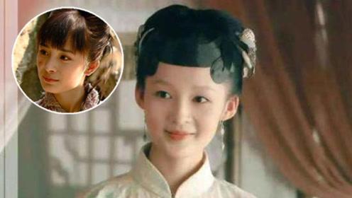 女明星的17岁时青涩照片来袭!杨幂、李沁、刘亦菲 谁最漂亮