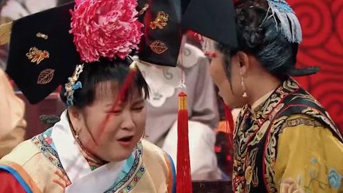 王牌对王牌:贾玲和泰国留学生对谈自如,沈腾还在夸她呢
