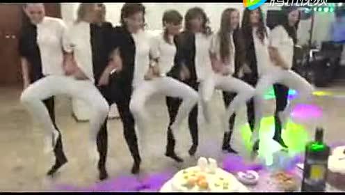 这舞蹈跳得太棒 我给满分!