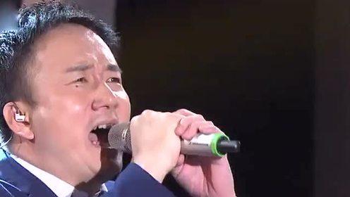 筷子兄弟现场一首《父亲》全场的明星都哭了!