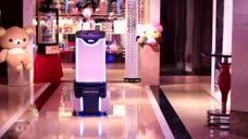 优地服务机器人 - 使用场景展示(娱乐场所)