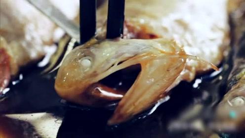 长江刀鱼的另一种做法,吃不到鱼,却有鱼的鲜香