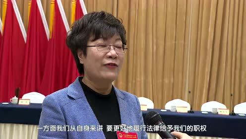 专访区人大常委会主任杨慧芳——忠诚履职 担当有为