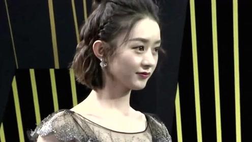 赵丽颖新戏男主17岁,与小12岁搭档情侣尴尬吗