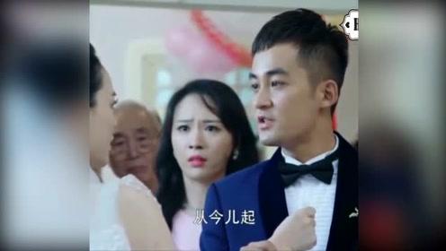 因为彩礼钱,新郎转身当众向伴娘求婚,新娘直接给气晕