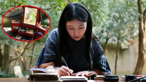 90后美女复原2000年前中国人化妆术