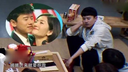 张杰首曝是谢娜追的自己 第一次见面就被求拥抱很抗拒