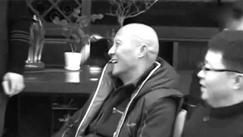 《少林寺》中的秃鹰坏的让人咬牙 现在却走了,只有57岁