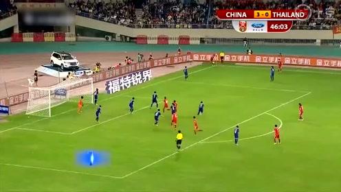 男足0-5泰国,女足6-0泰国,无对比无伤害 中国足球还是得