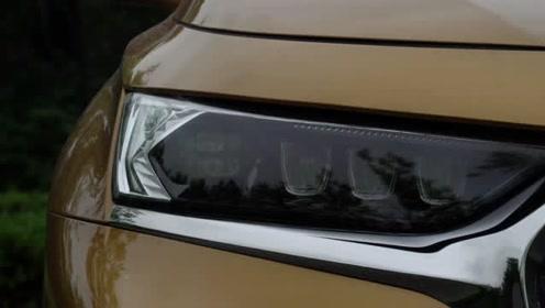 DS 7大灯效果