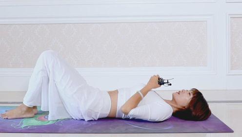 教你如何自测腹直肌是否分离