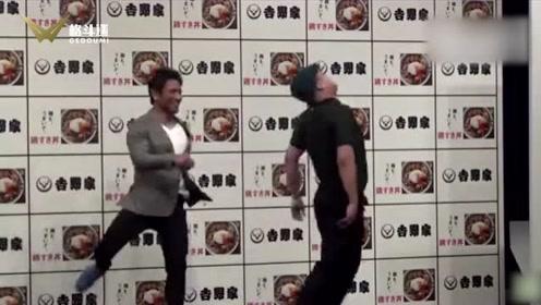 被传奇拳王踢屁股是怎样的体验?活着不好吗?
